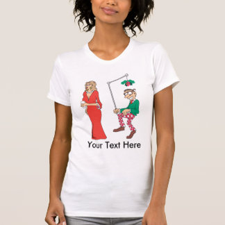 Camisa adaptable divertida del acosador del muérda