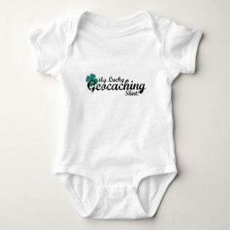 Camisa afortunada de Geocaching
