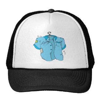 Camisa afortunada de los bolos gorras de camionero