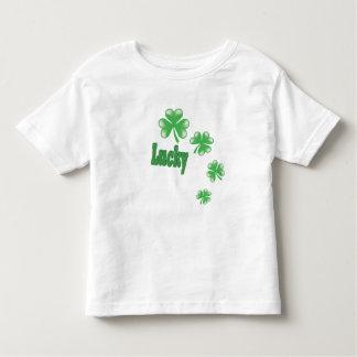 Camisa afortunada del día del St Patty