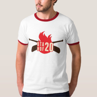 Camisa alterna del campanero del logotipo HOF20