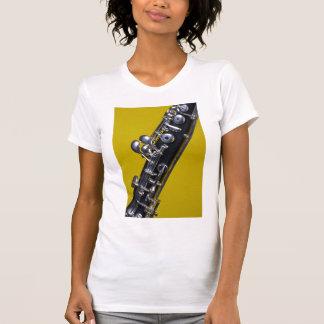 Camisa amarilla de la imagen del fondo de Oboe