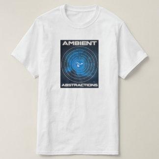 Camisa ambiente de la galaxia de las abstracciones
