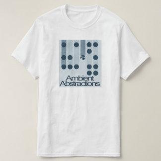 Camisa ambiente del logotipo de los puntos de las