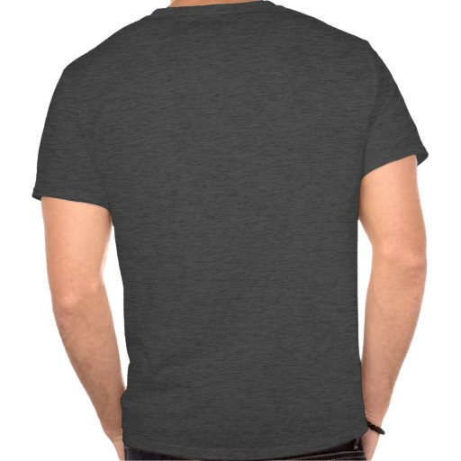 Camisa amonestadora del político