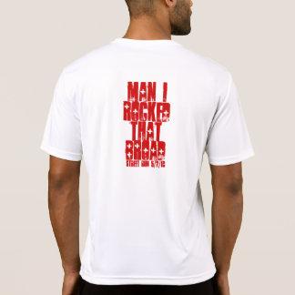 Camisa amplia de Streetrun de los individuos de