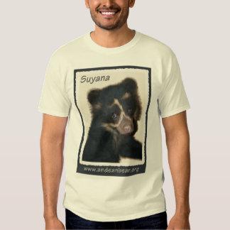 Camisa andina del oso de Suyana