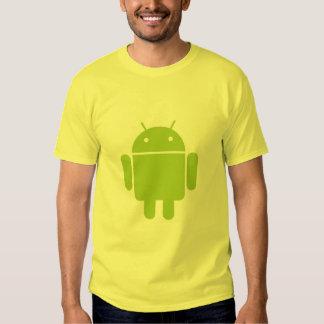 Camisa androide cualquier color