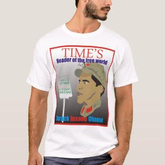 Camisa anti de Obama del tiempo