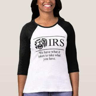 Camisa Anti del IRS