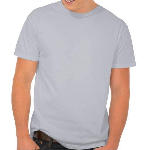 Camisa apalache de la impresión del oso
