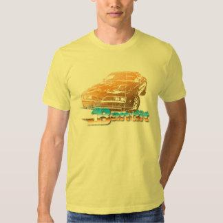 Camisa apenada del transporte del bandido