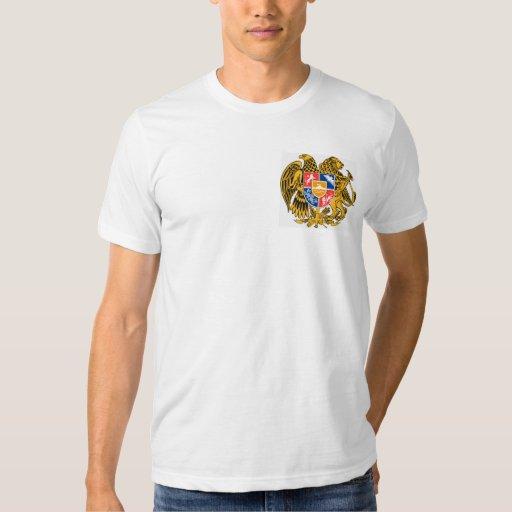 Camisa armenia media para hombre