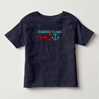 Camisa atlántica del ancla de la langosta de la