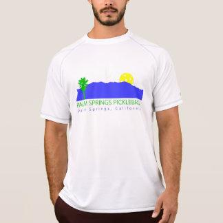 Camisa atlética de Pickleball del Palm Springs de
