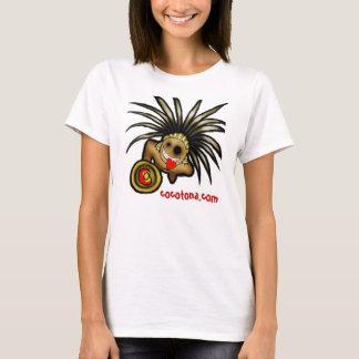 Camisa azteca del guerrero de Cocotona