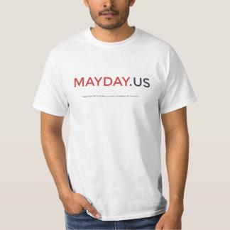 Camisa básica del primero de mayo