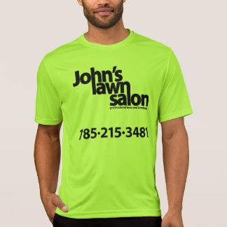 Camisa biking del salón del césped de Juan