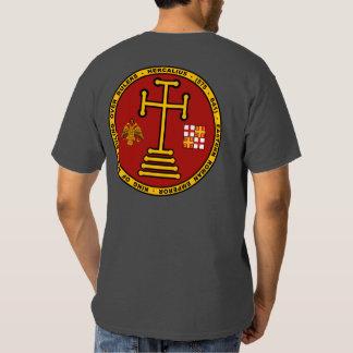 Camisa bizantina del sello del emperador de