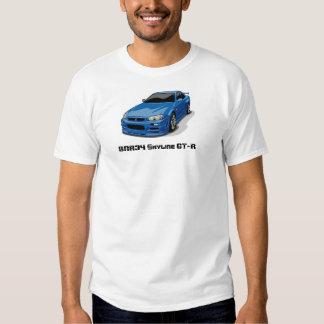 Camisa BNR34