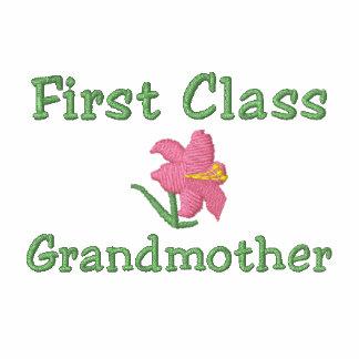 Camisa bordada abuela de la primera clase