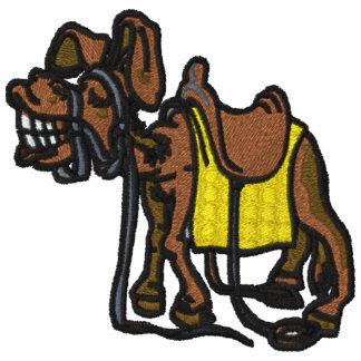 Camisa bordada burro de risa