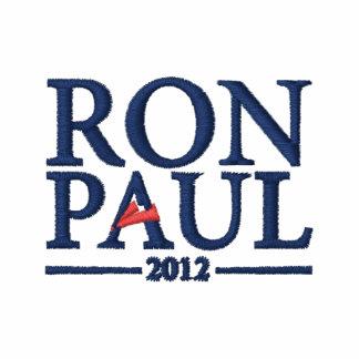 Camisa bordada de Ron Paul 2012 Chaqueta