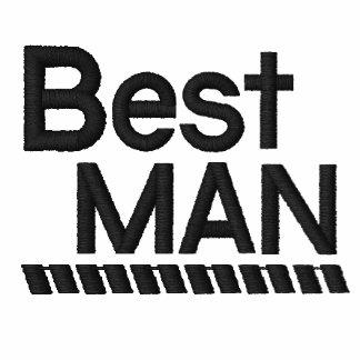 Camisa bordada - el mejor hombre