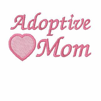 Camisa bordada mamá adoptiva