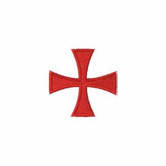 Camisa bordada manga larga de Templar de los cabal