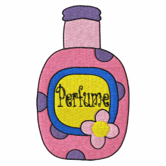 Camisa bordada perfume