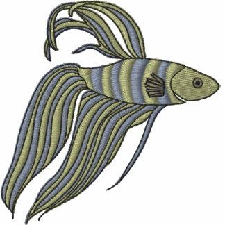 Camisa bordada pesca de encargo polo bordado