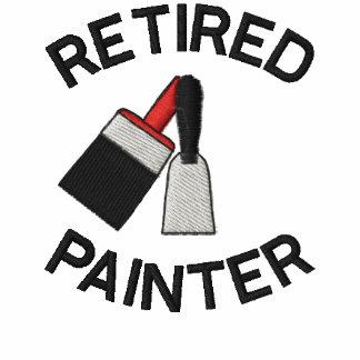 Camisa bordada pintor jubilada