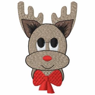 Camisa bordada reno de Rudolf