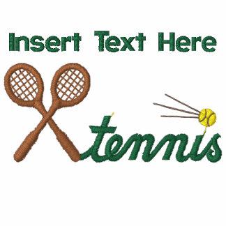 Camisa bordada tenis de encargo camiseta polo