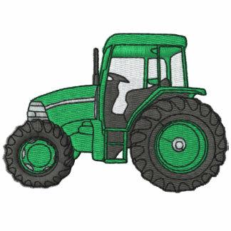 Camisa bordada tractor de encargo polo
