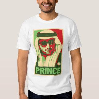 Camisa cabida del Príncipe heredero