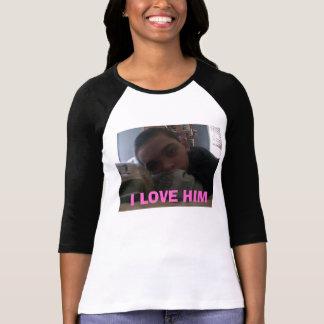 Camisa calificada Hess de las mujeres de Gabe