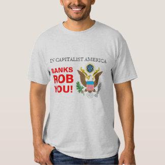 Camisa capitalista de América