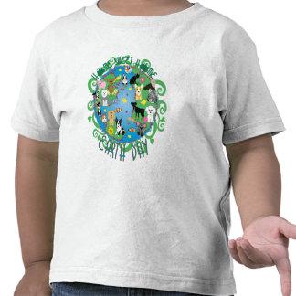 Camisa casera dulce casera de los animales del Día