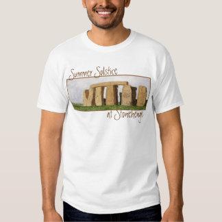 Camisa casual de Stonehenge