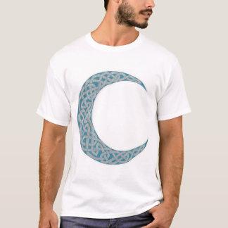 Camisa céltica de la luna