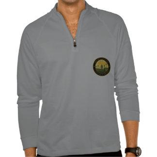 Camisa centenaria del logotipo de Grenora del