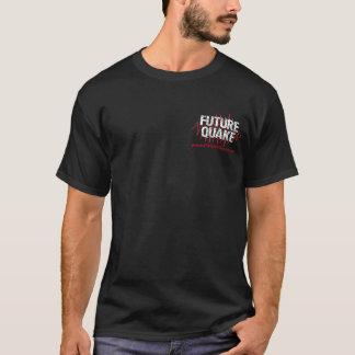 Camisa clásica/de lujo del temblor futuro del