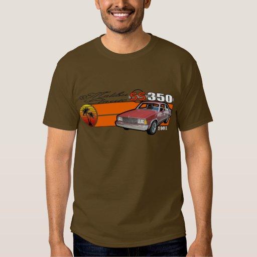 Camisa clásica de Malibu SS 350