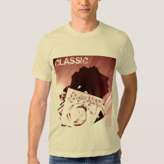 Camisa clásica del hip-hop