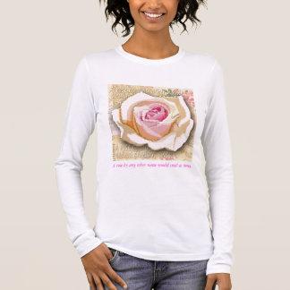 camisa clásica largo-envuelta A de la camiseta