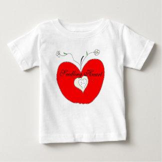 Camisa - corazón del almácigo