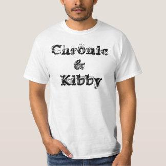 Camisa crónica y de Kibby