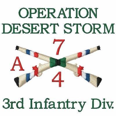 Camisa cruzada infantería de los rifles de la unid